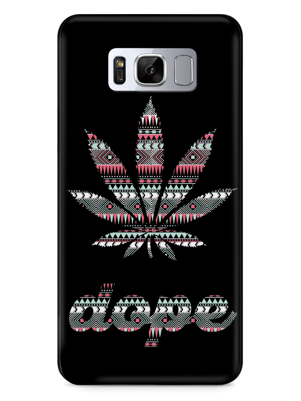 Dope - Colorful Aztec Pattern Case