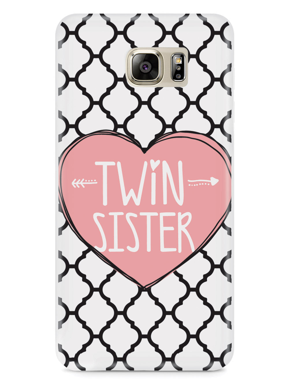 Sisterly Love - Twin Sister - Moroccan Case