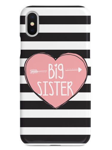 Sisterly Love - Big Sister - Stripes Case
