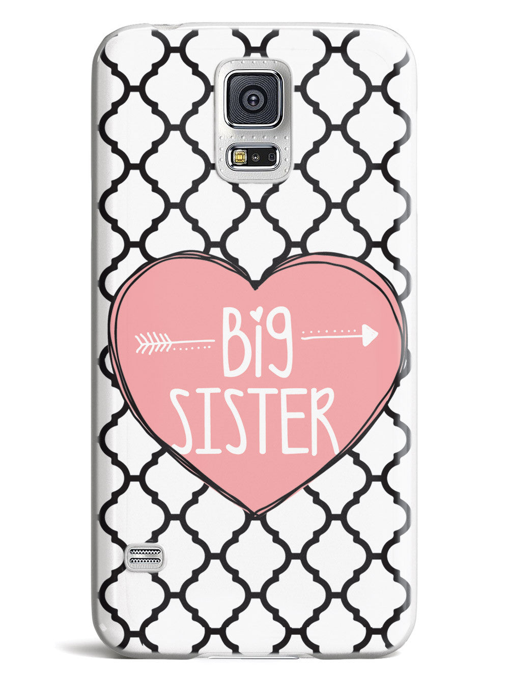 Sisterly Love - Big Sister - Moroccan Case