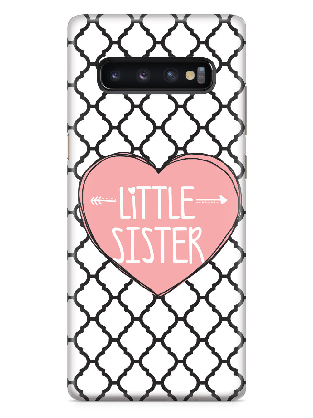 Sisterly Love - Little Sister - Moroccan Case