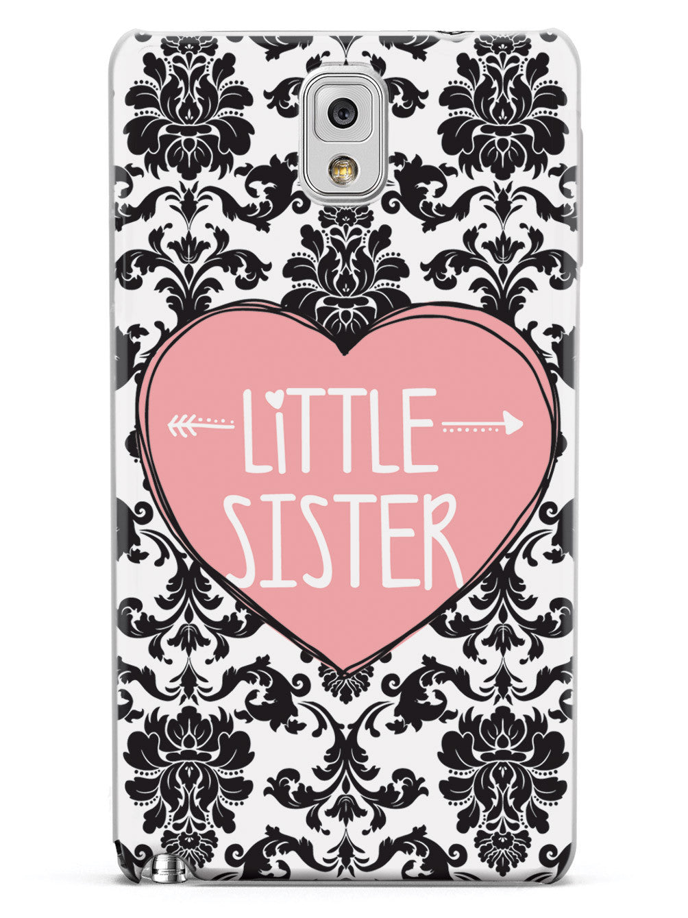 Sisterly Love - Little Sister - Damask Case