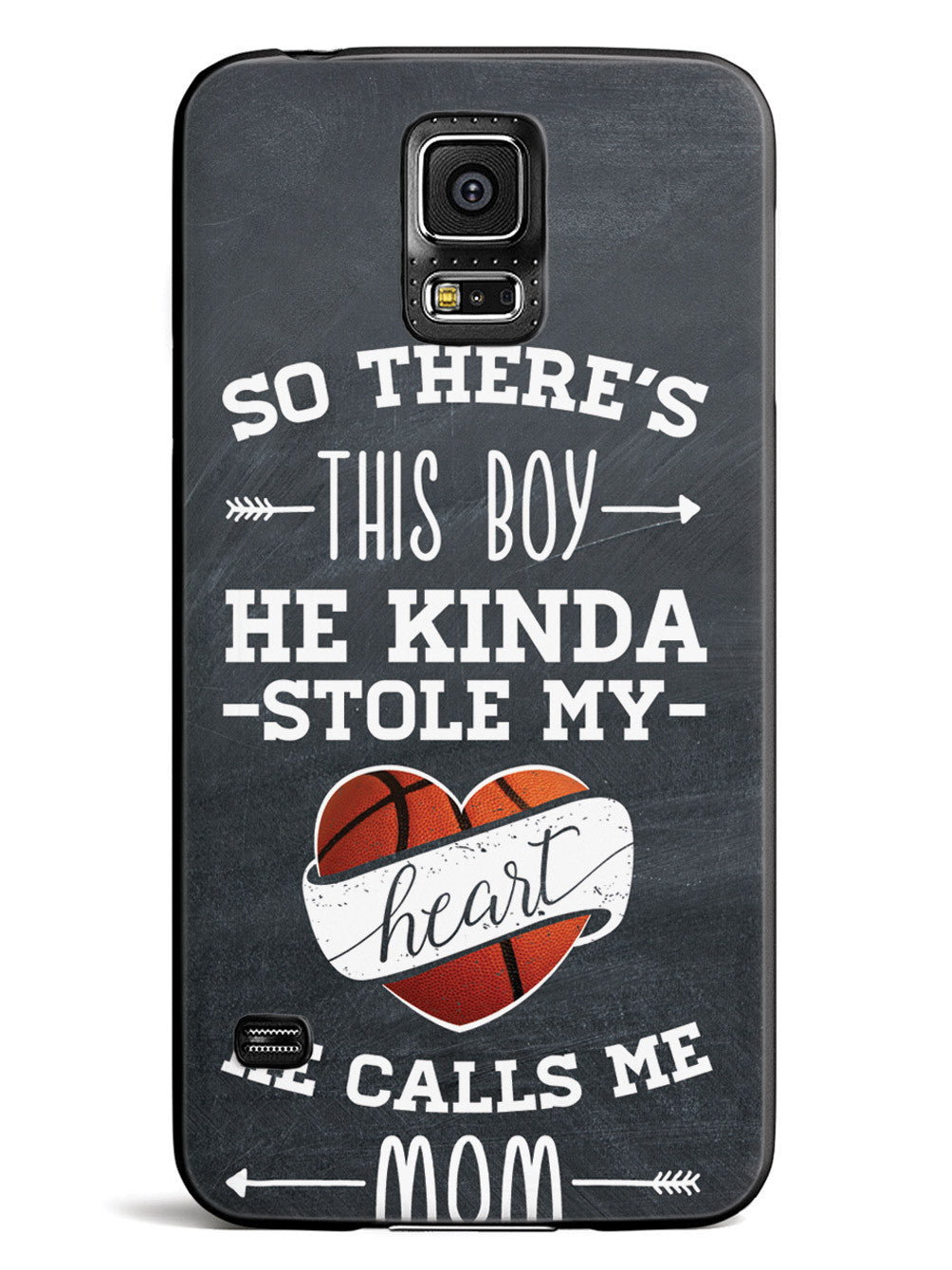 So There's This Boy... Basketball Player Case