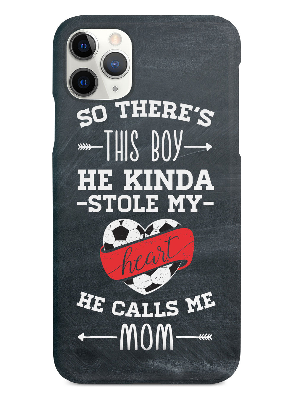 So There's This Boy... Soccer Player Case
