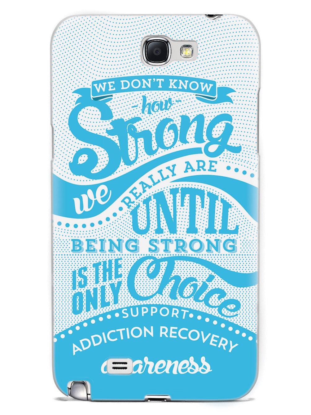 Addiction Recovery - How Strong Case
