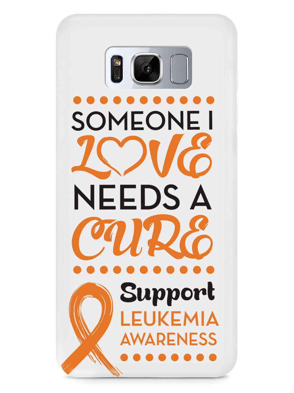 Leukemia - Someone I Love Case