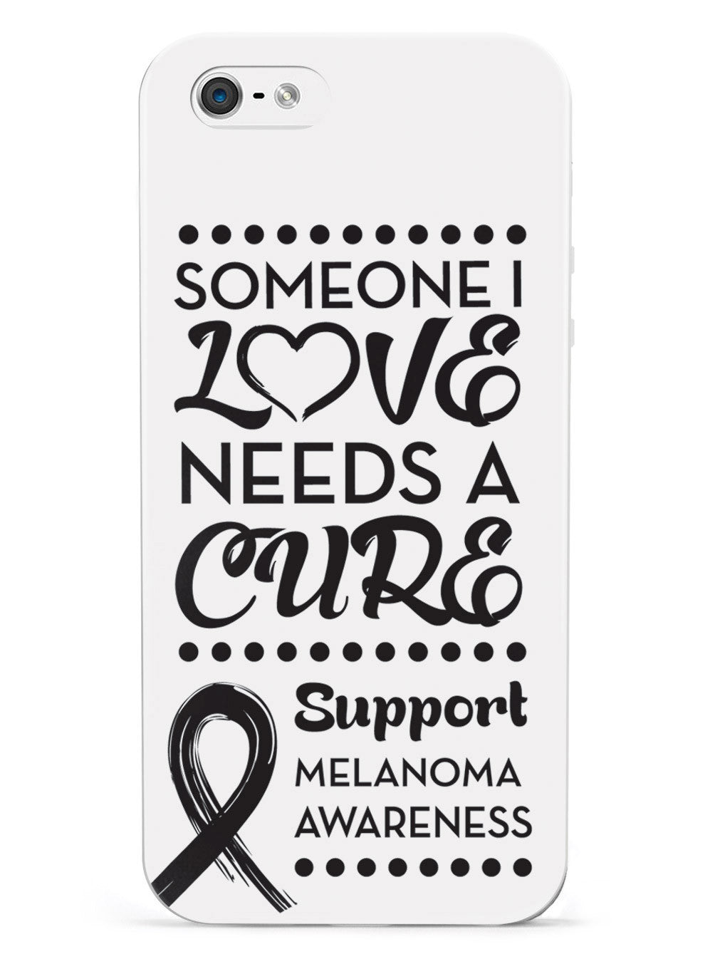 Melanoma - Someone I Love Case