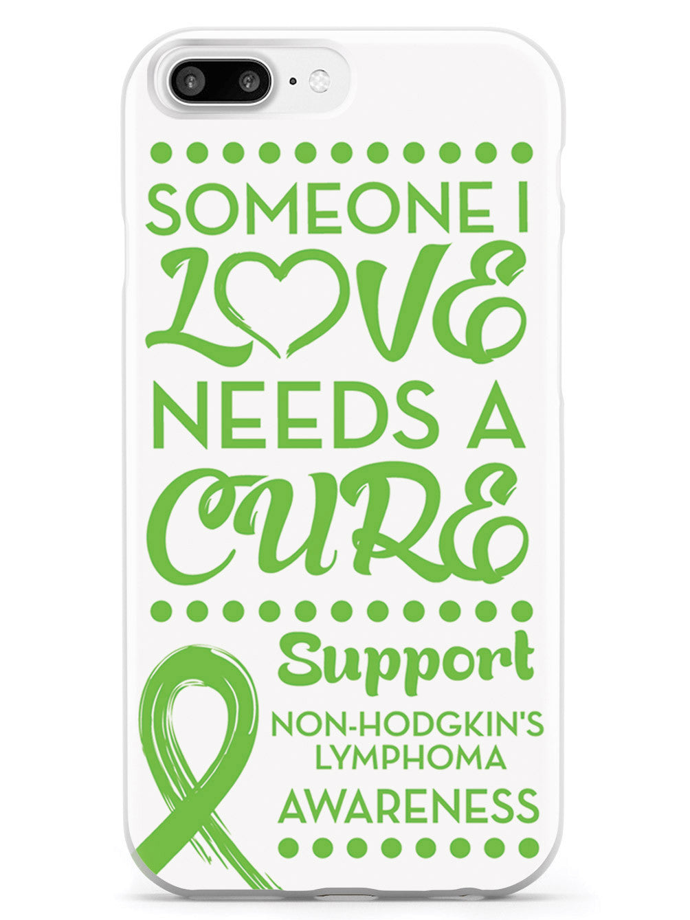 Non-Hodgkin's Lymphoma - Someone I Love Case