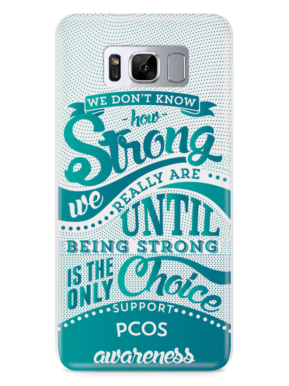 PCOS - How Strong Case