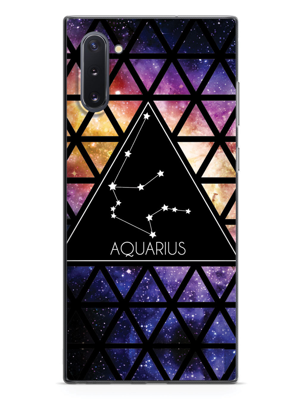 Zodiac Constellation - Aquarius Case