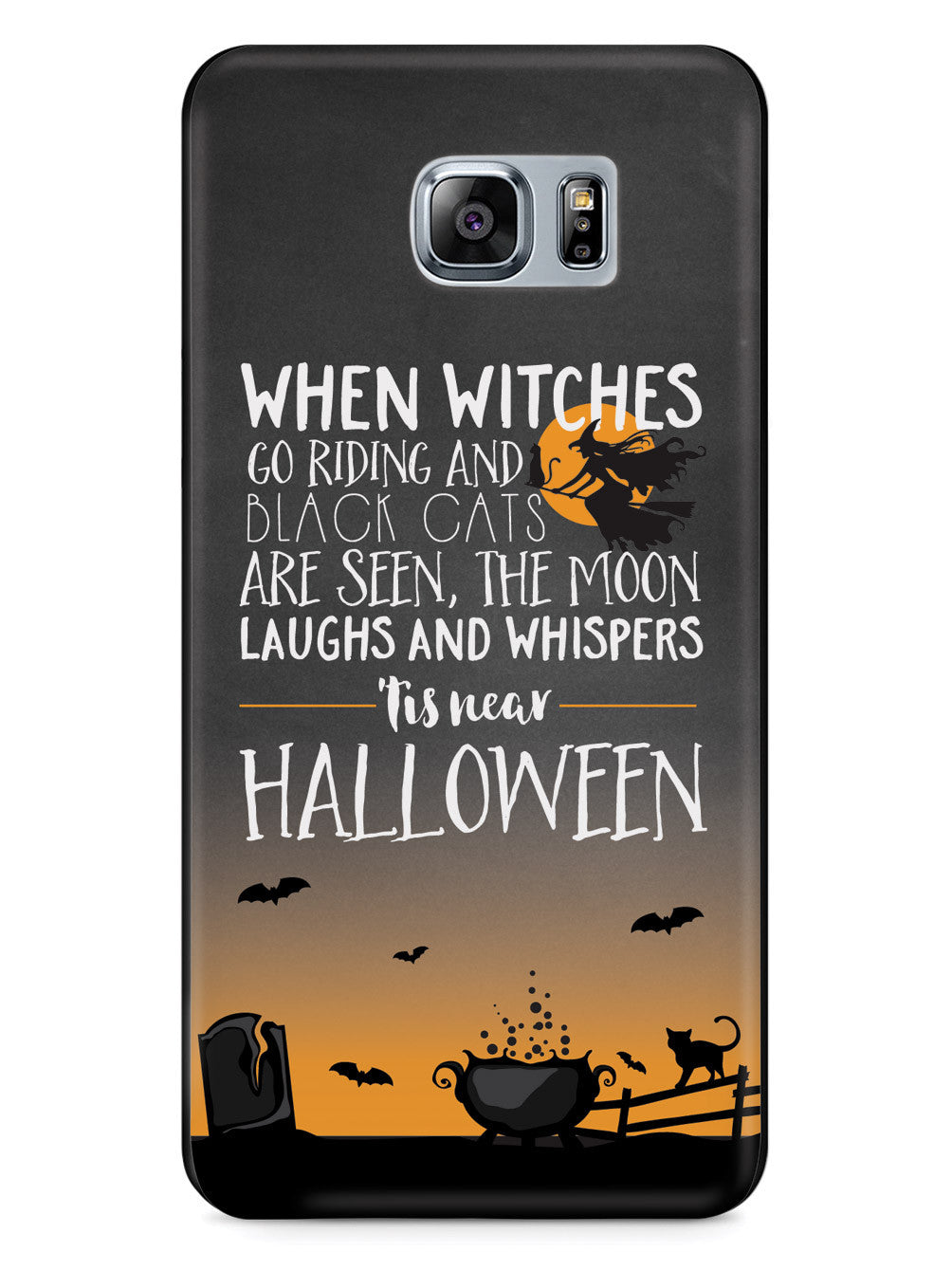 When Witches Go Riding Case