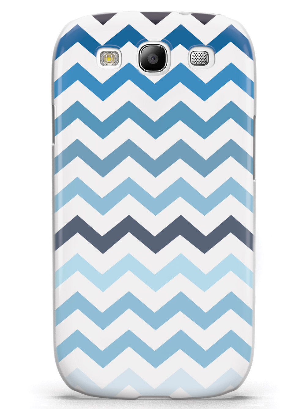 Winter Chevron Pattern Case
