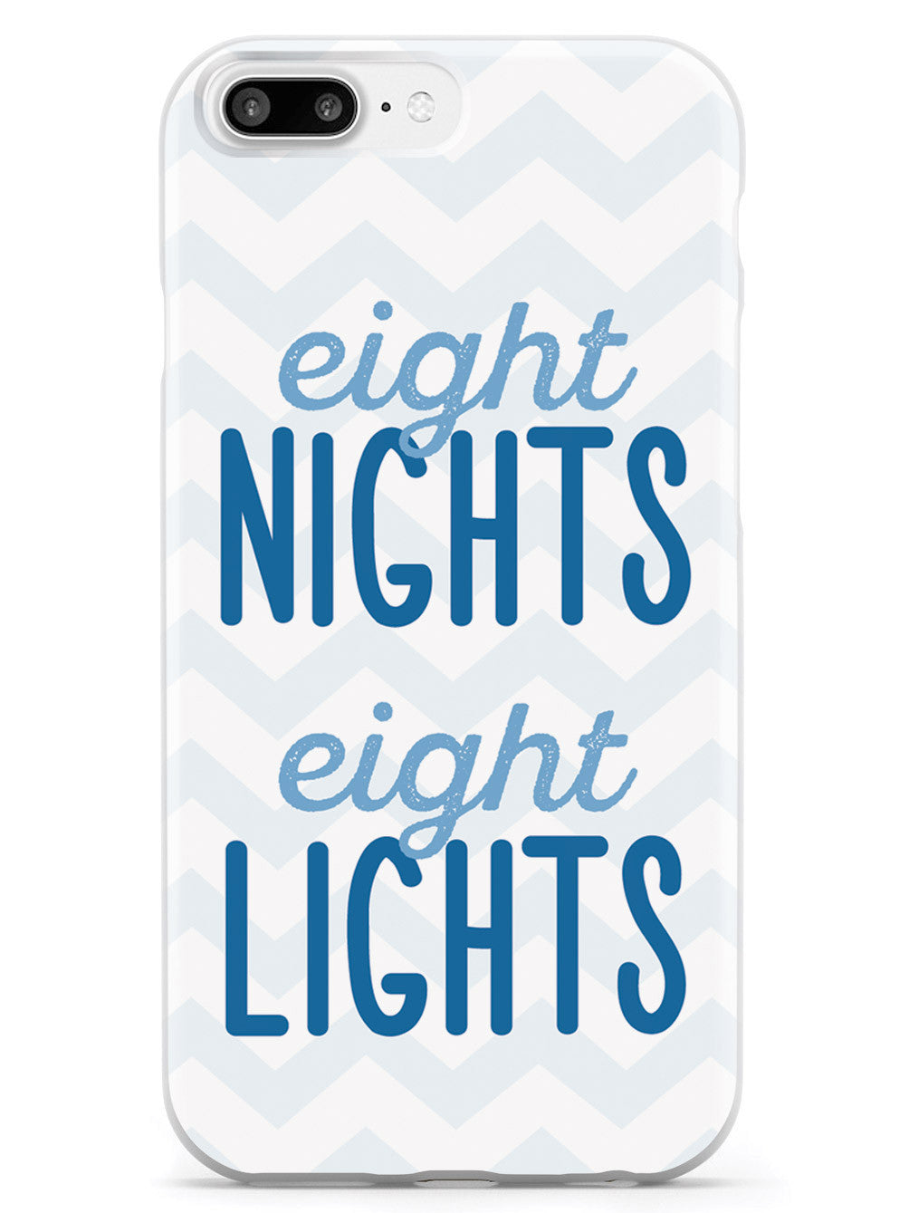 Eight Nights, Eight Lights - Hanukkah Case