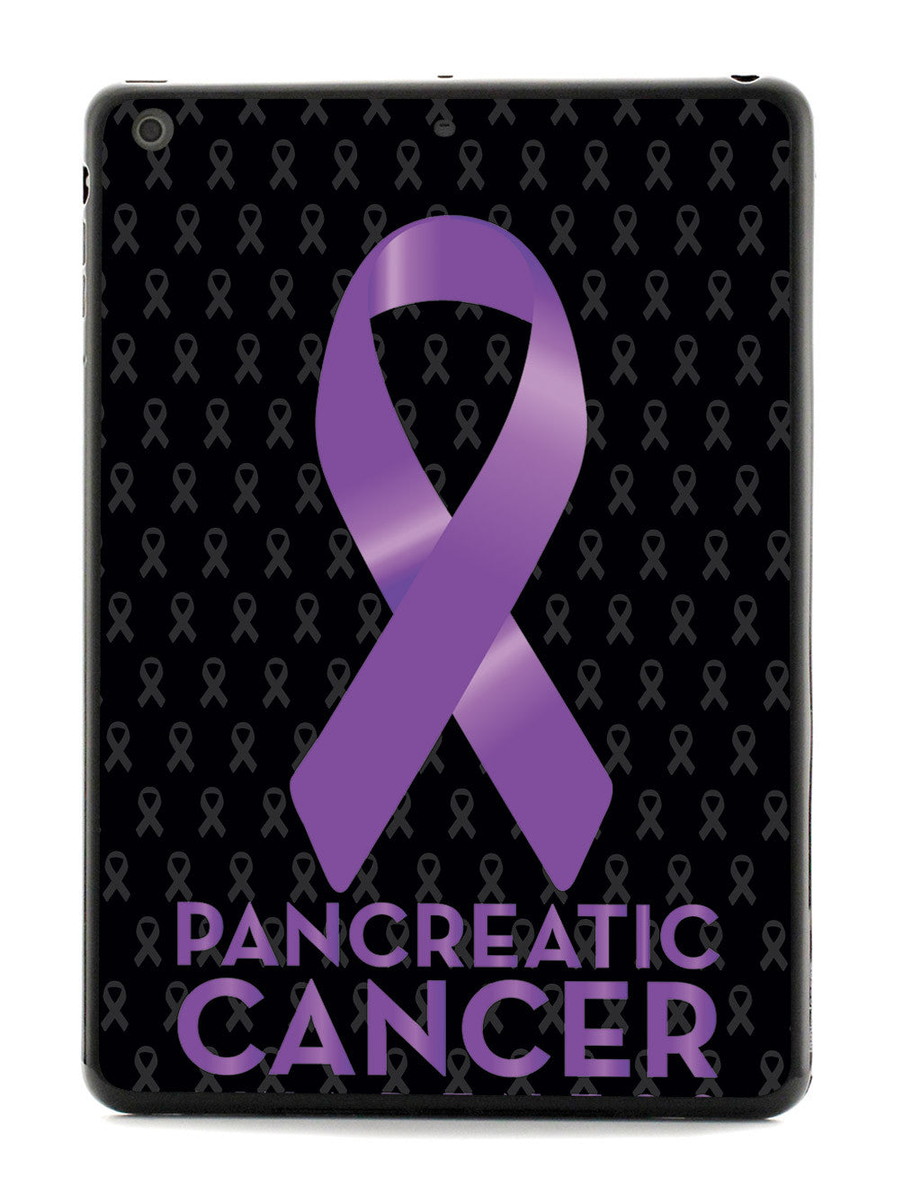 Pancreatic Cancer Awareness - Black Case