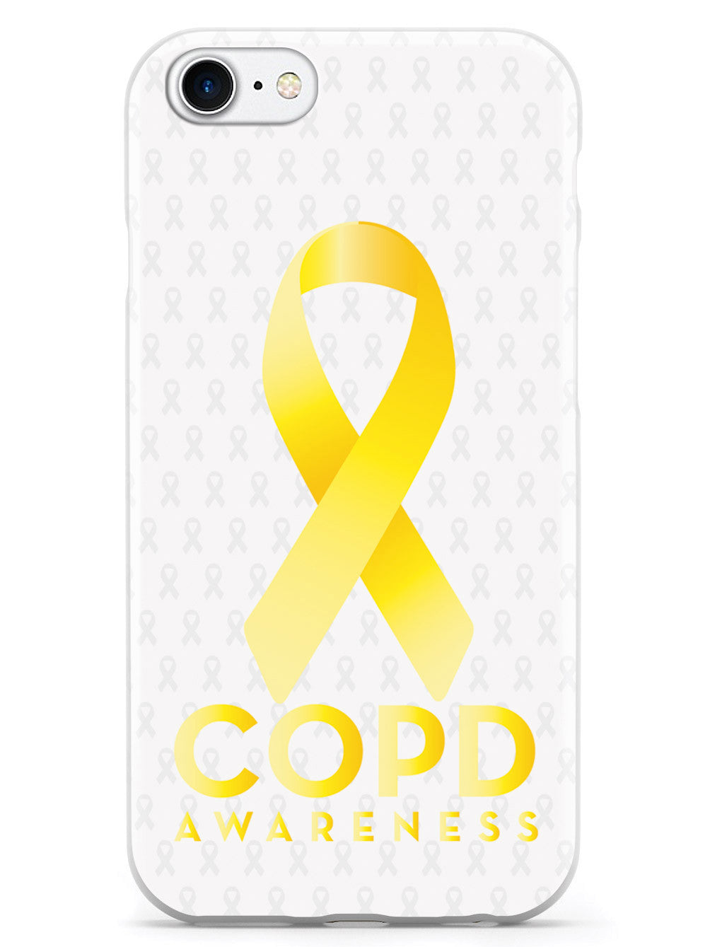 COPD Awareness - White Case