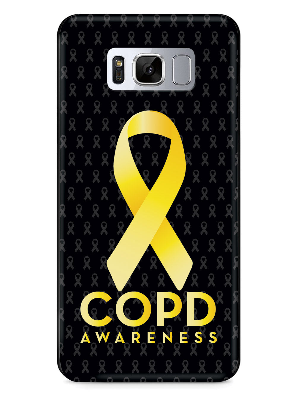 COPD Awareness - Black Case