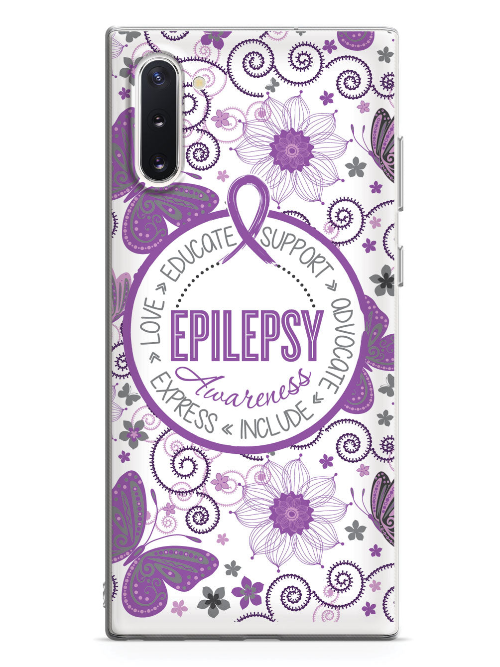 Epilepsy - Butterfly Pattern Case