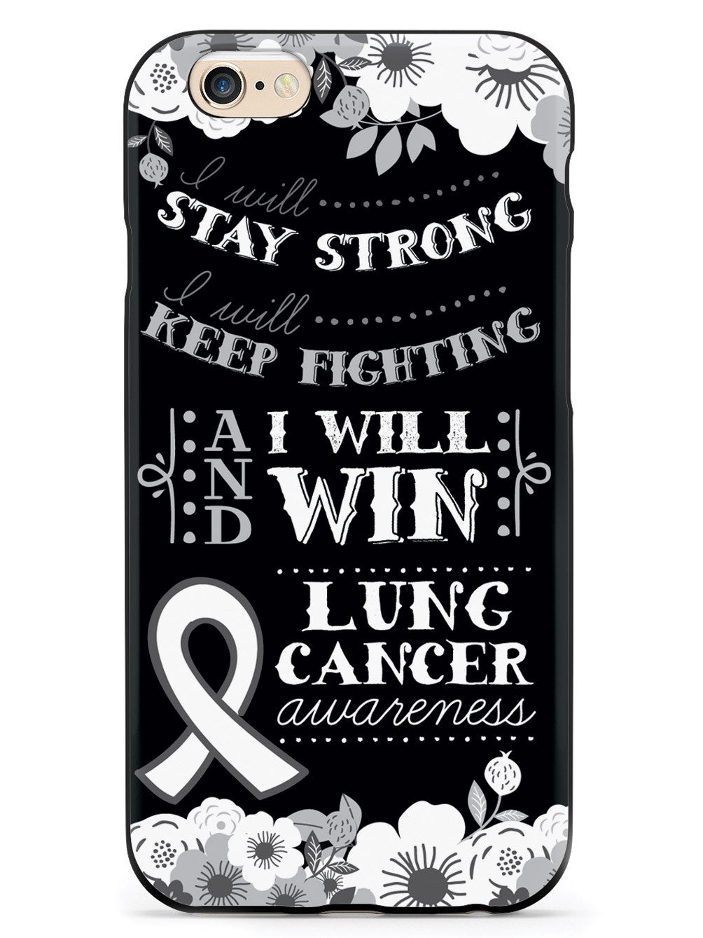I Will Win - Lung Cancer Awareness Case