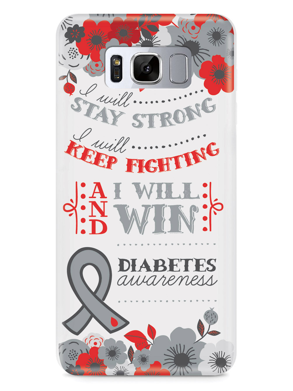 I Will Win - Diabetes Awareness Case