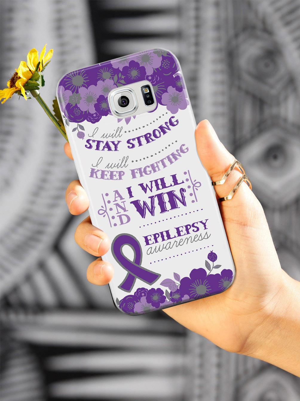 I Will Win - Epilepsy Awareness Case