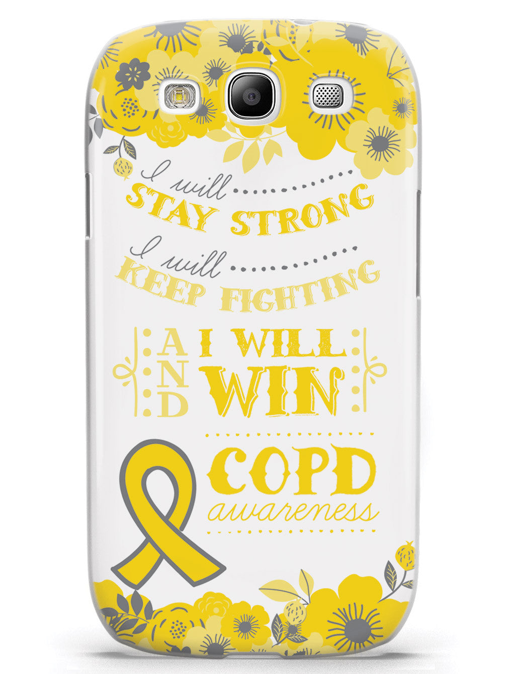 I Will Win - COPD Awareness Case