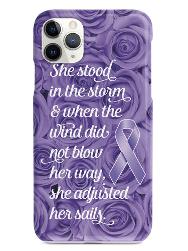 She Stood in the Storm - Purple Case