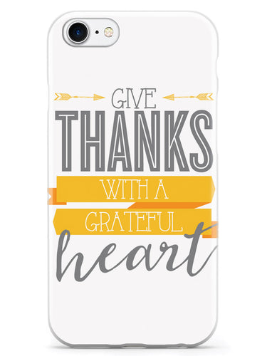 Give Thanks - Grateful Heart Case