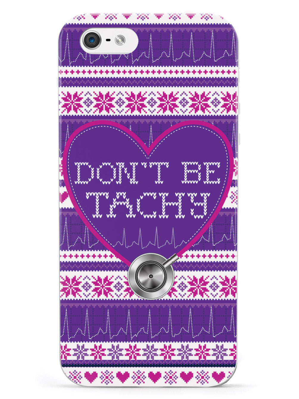 Don't Be Tachy - Nurse Case - Purples Case