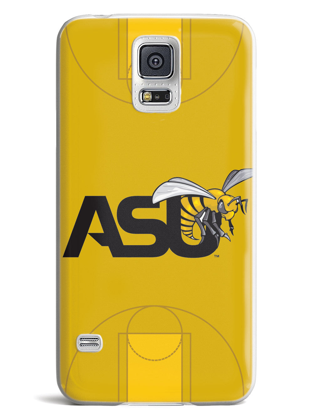 ASU Hornets - Basketball Court Case