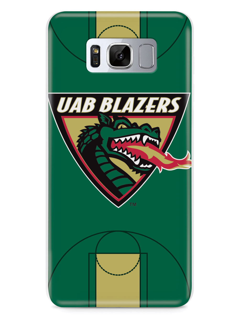 UAB Blazers - Basketball Court Case