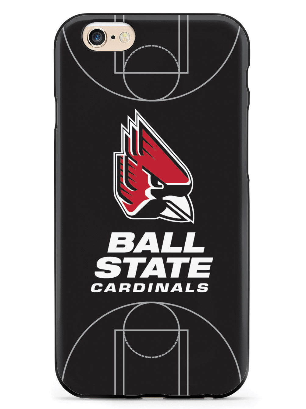 Ball State Cardinals - Basketball Court Case