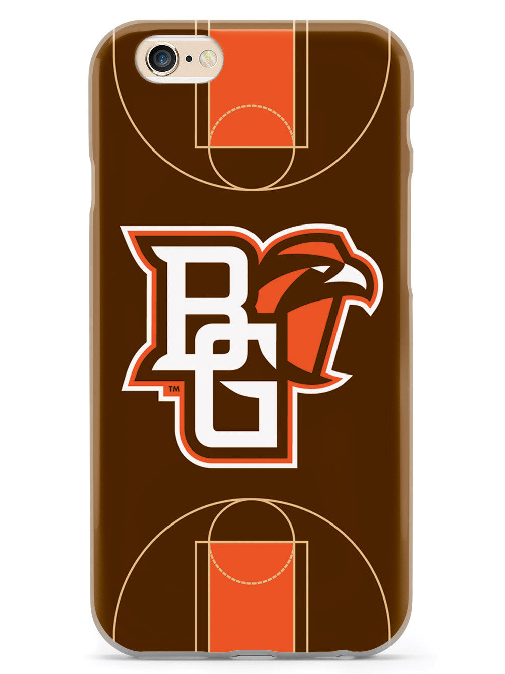 BGSU Falcons - Basketball Court Case