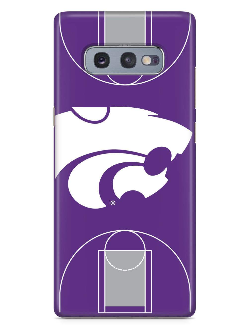 Kansas State Wildcats - Basketball Court Case