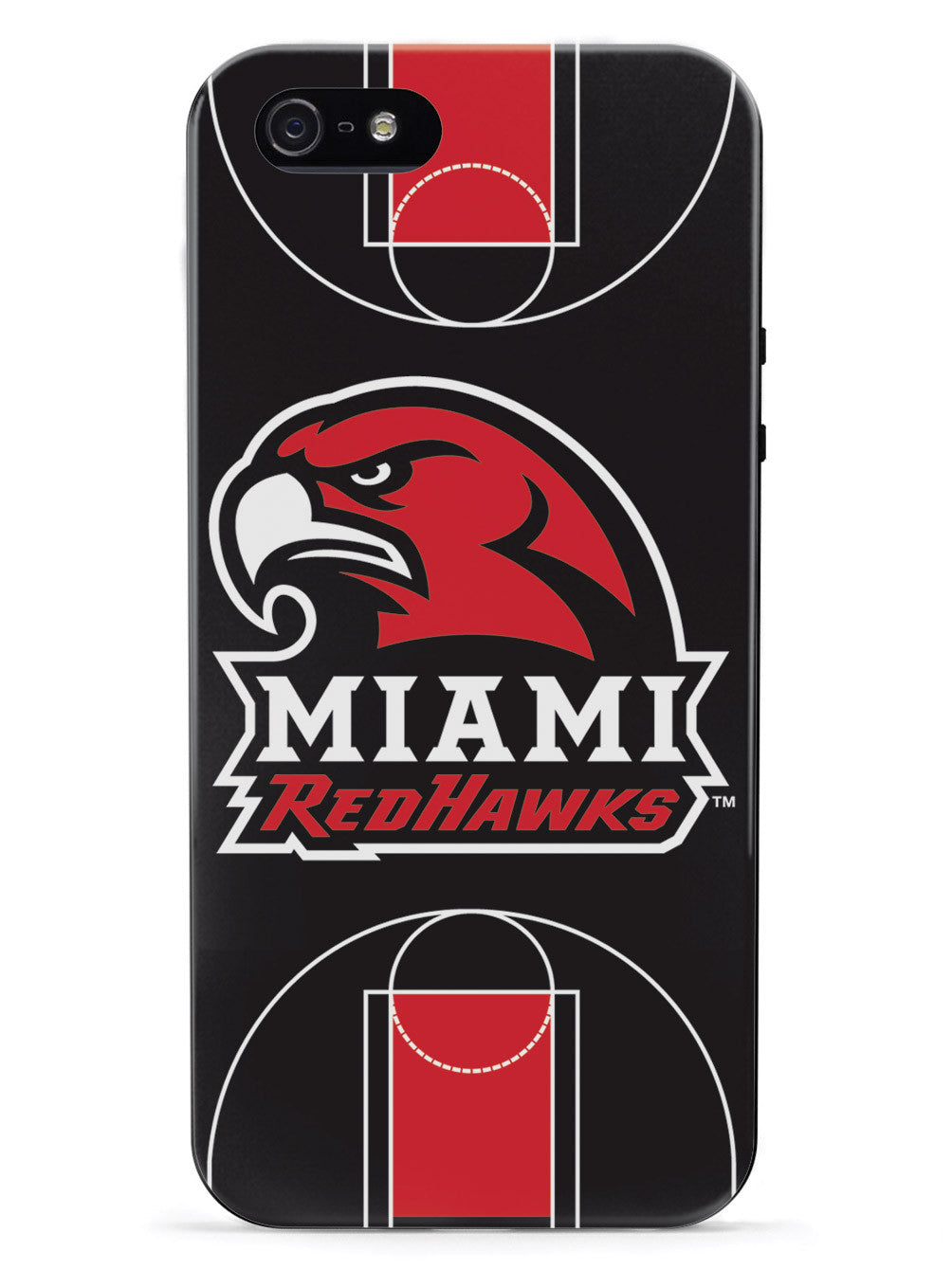 Miami University RedHawks - Basketball Court Case