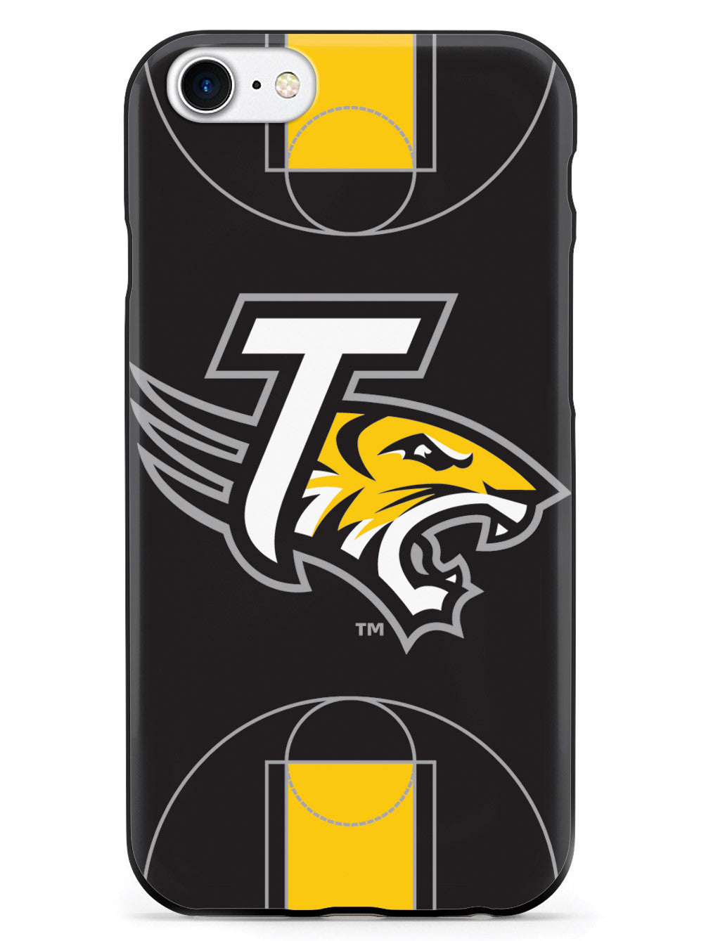 Towson University Tigers - Basketball Court Case