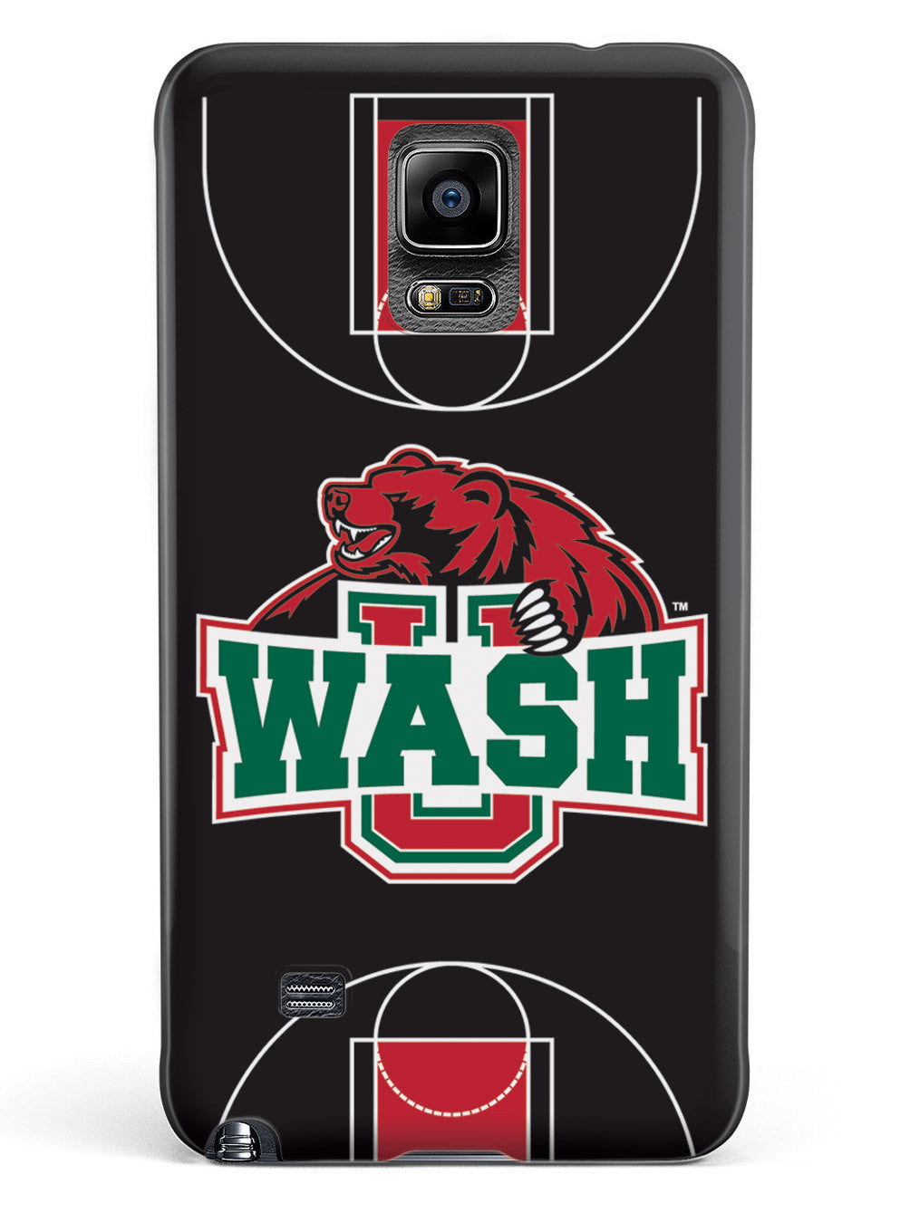 Washington University - St. Louis Bears - Basketball Court Case