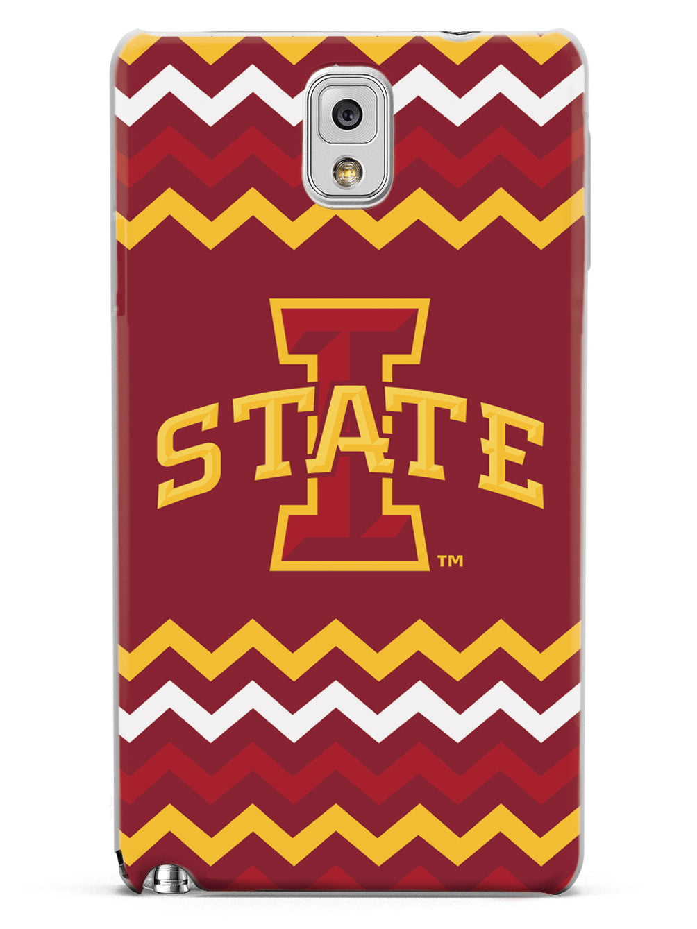 Iowa State University Cyclones - Chevron Case
