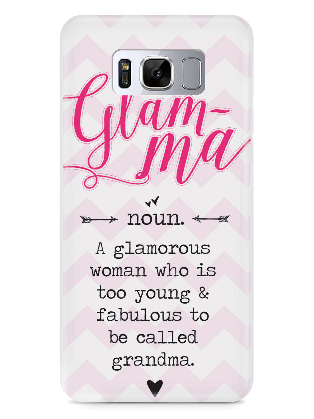 The Definition of Glamma Case