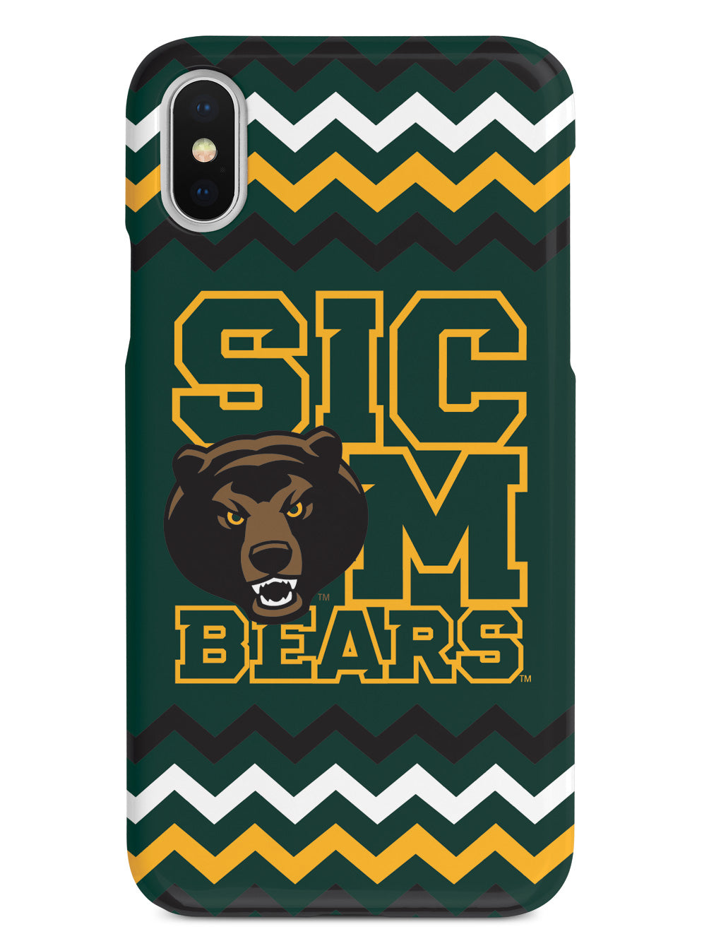 Baylor University Bears - Chevron Case