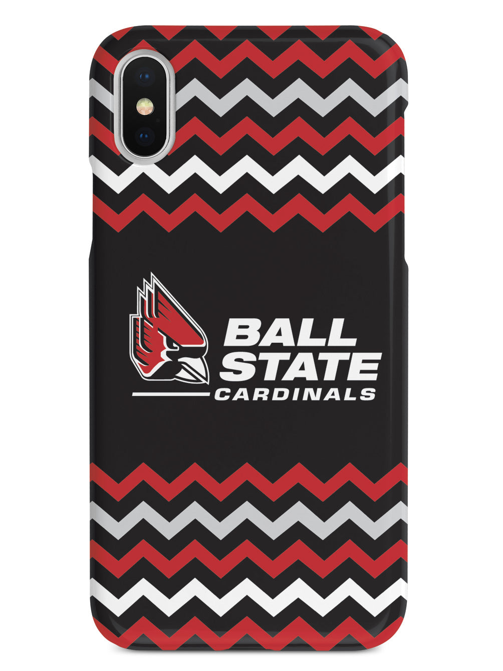 Ball State Cardinals - Chevron Case