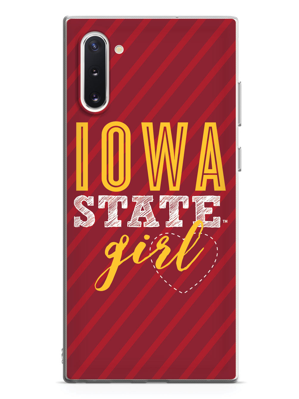Iowa State Girl  Case