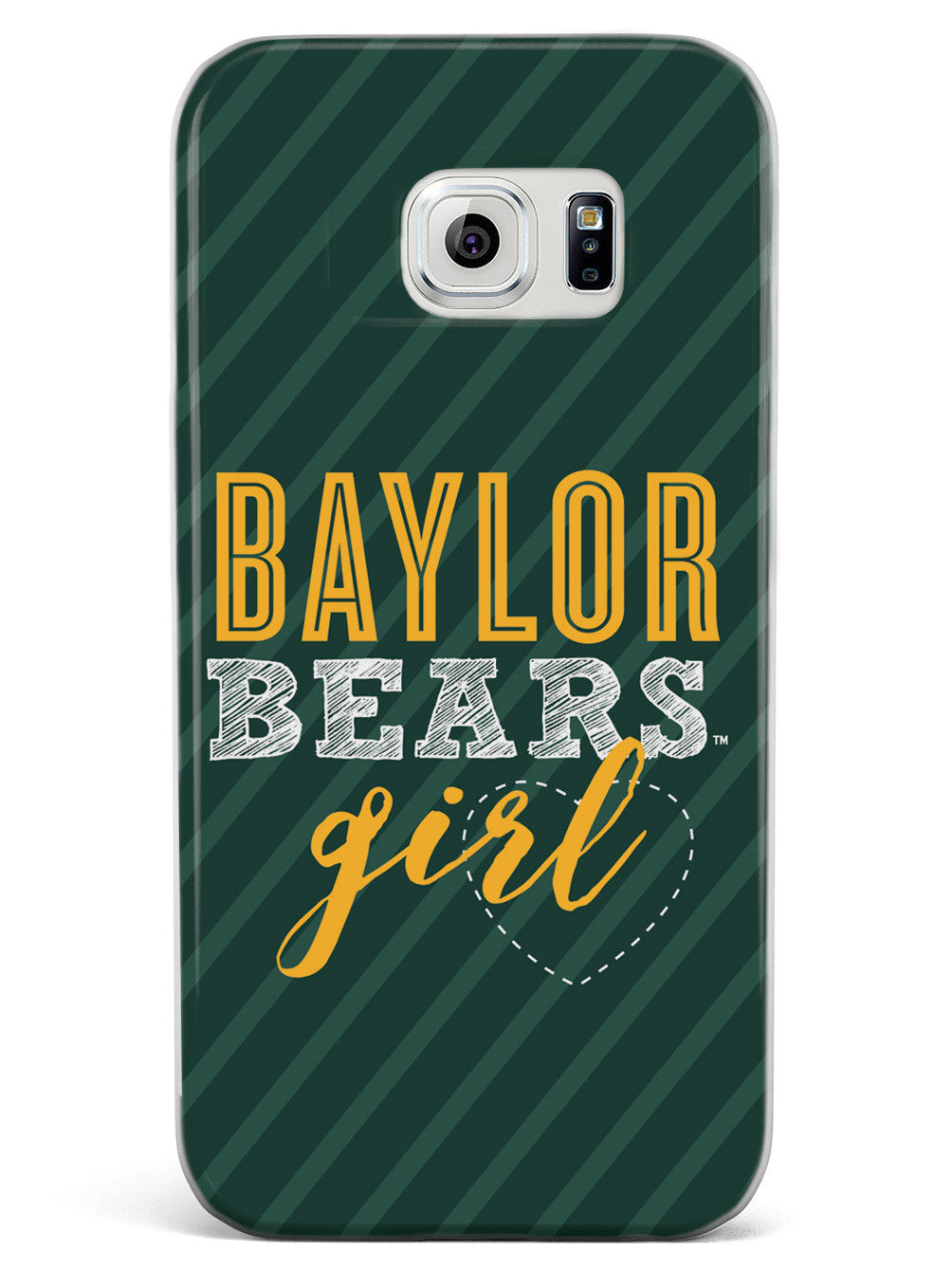 Baylor Bears Girl Case