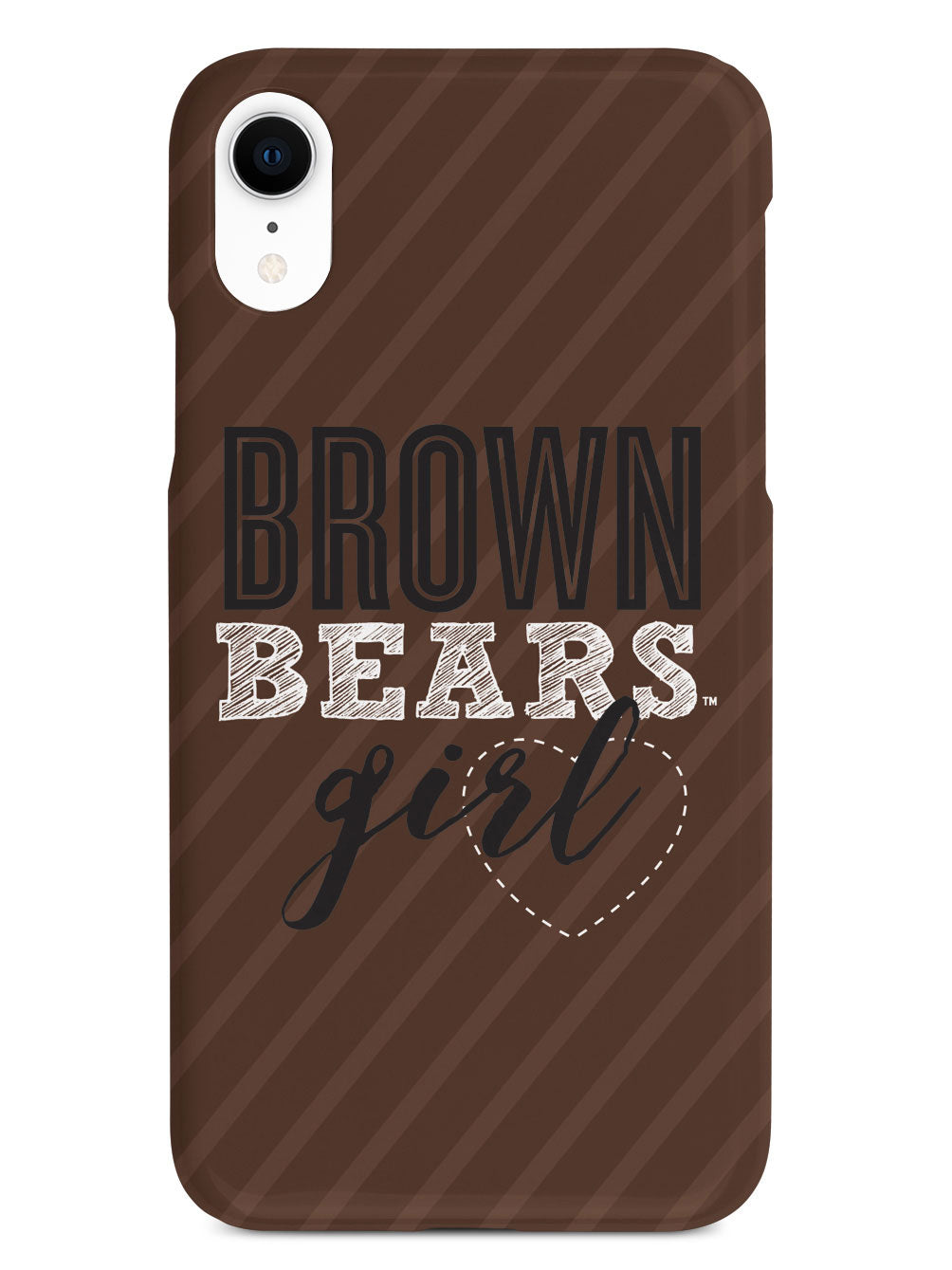 Brown Bears Girl Case