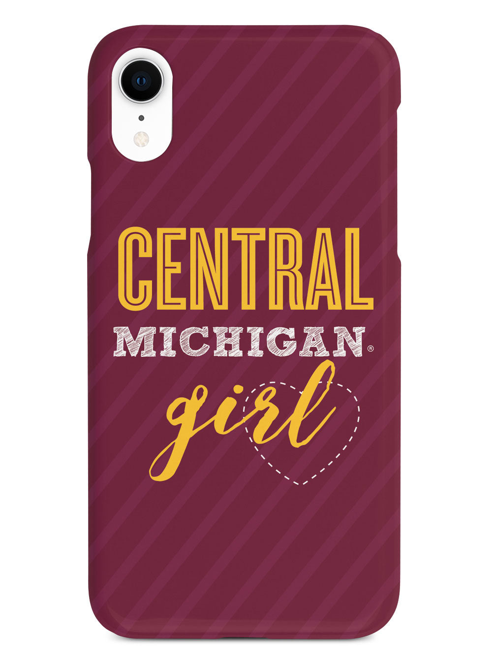 Central Michigan Girl Case