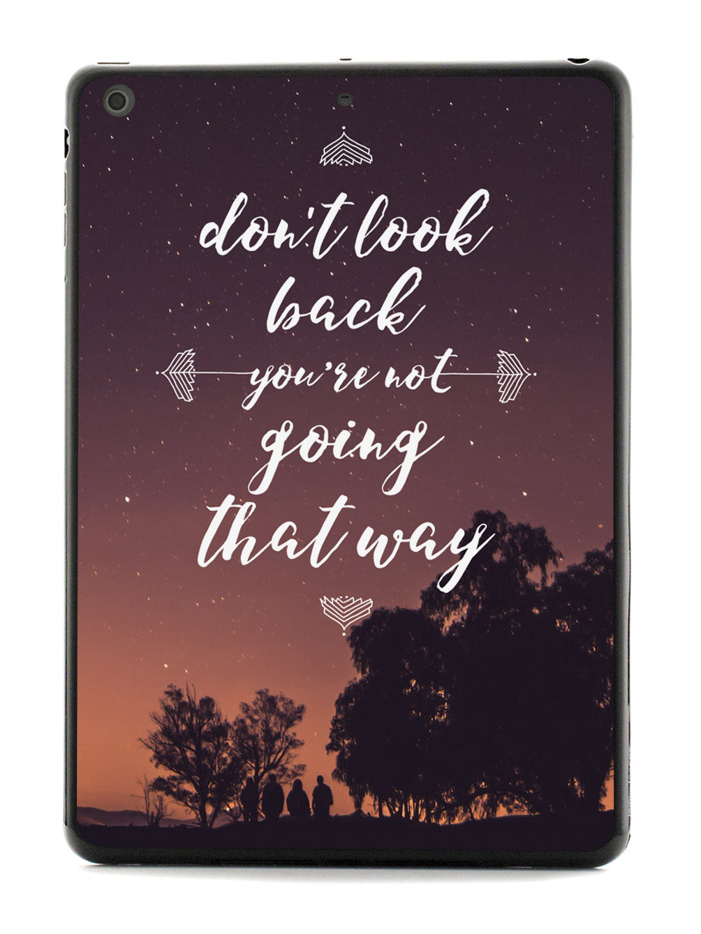 Don't Look Back Case