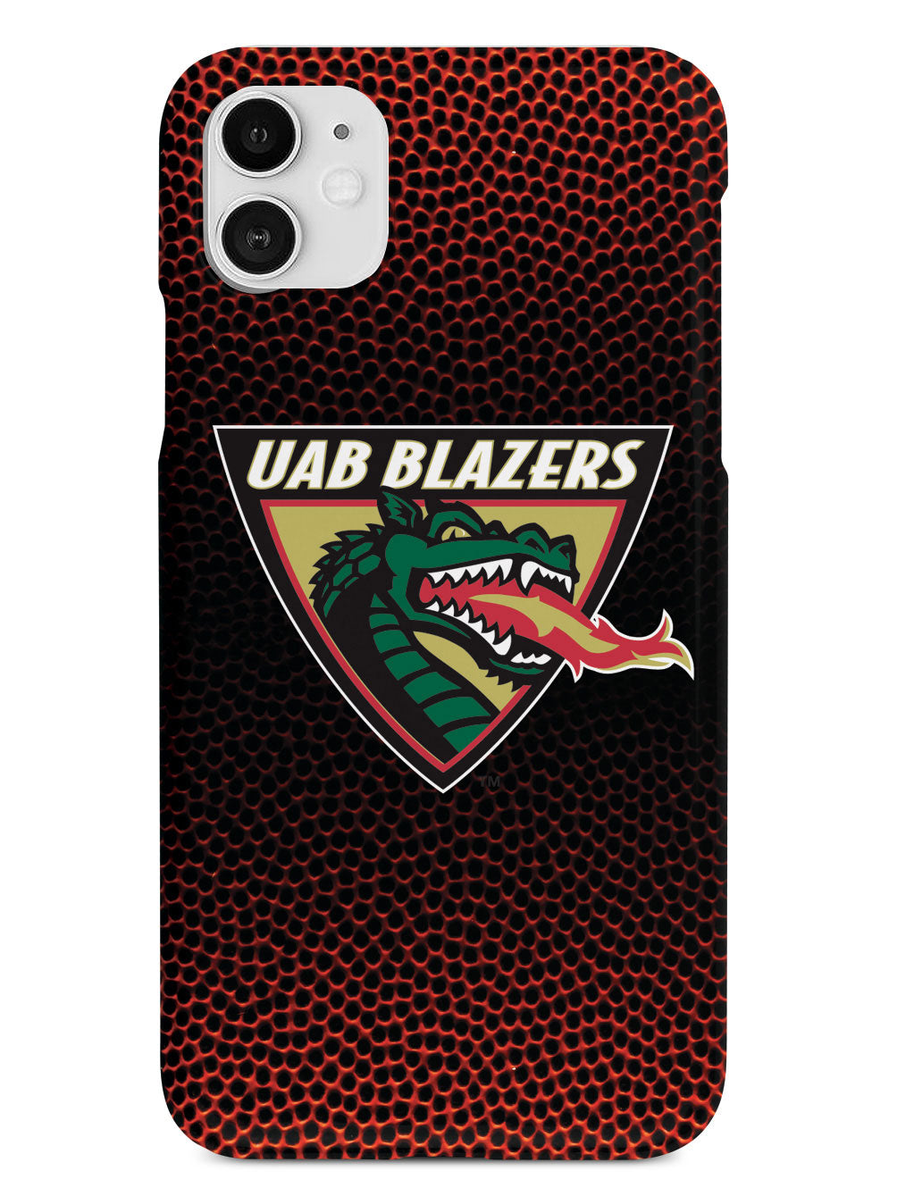 UAB Blazers - Textured Basketball Case