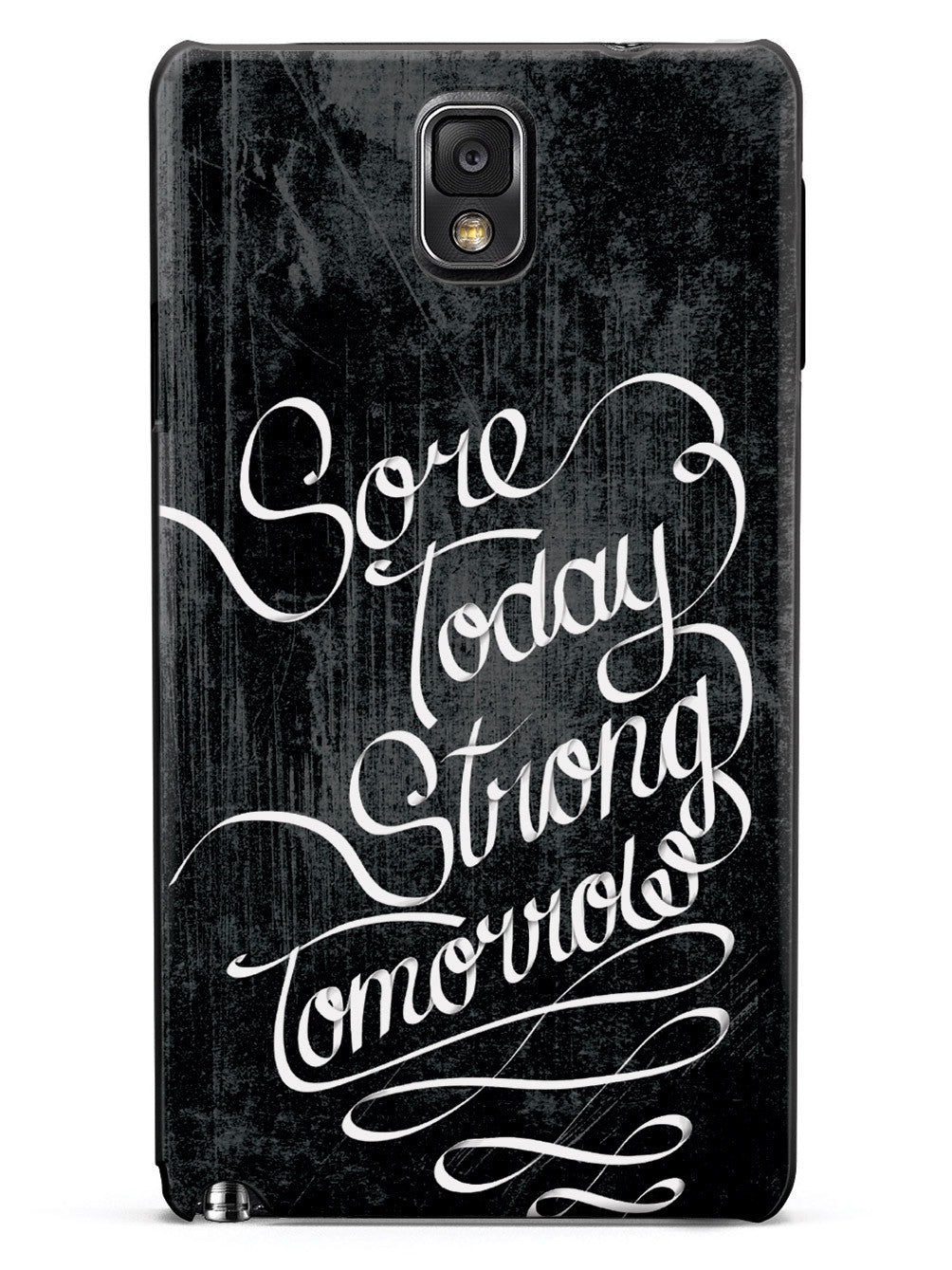 Sore Today, Strong Tomorrow - Fitness Case
