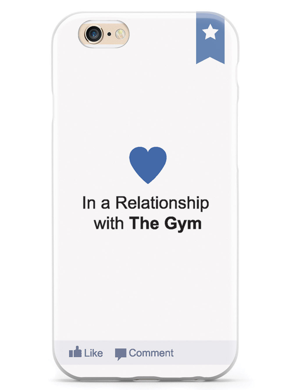 In a Relationship With the Gym Case