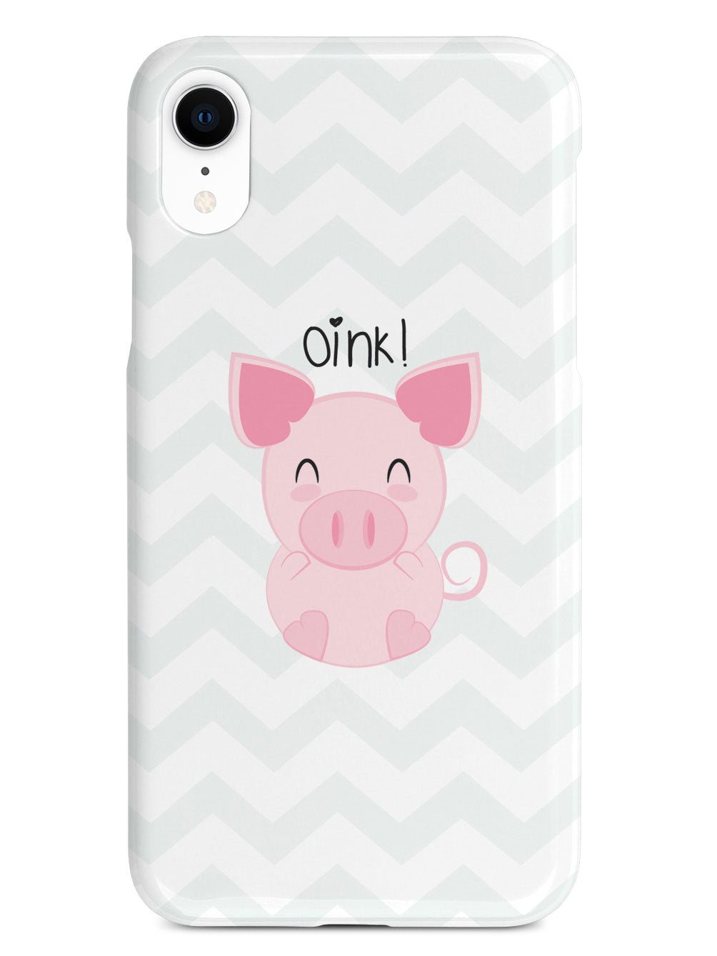 Oink! - Pig Chevron Case