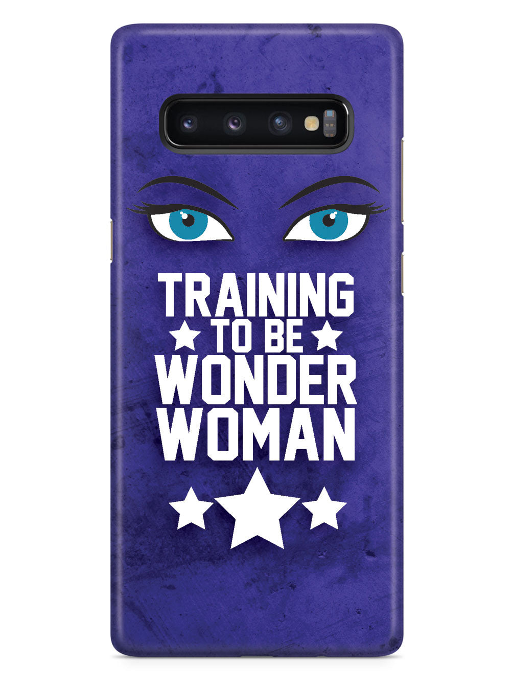 Training to be Wonder Woman Case